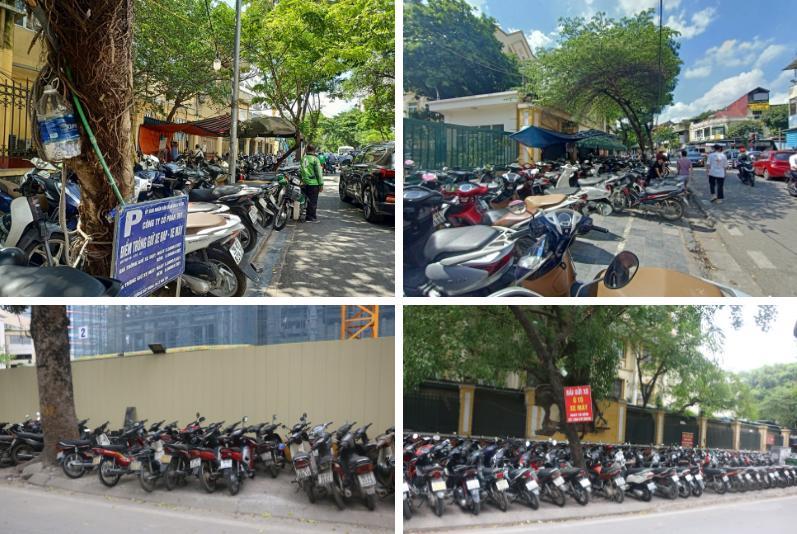 Hà Nội: Khắc phục lỗ hổng quản lý từ vấn nạn bãi gửi xe