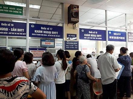 Hà Nội: Tỷ lệ bao phủ bảo hiểm y tế đạt khoảng 88% dân số