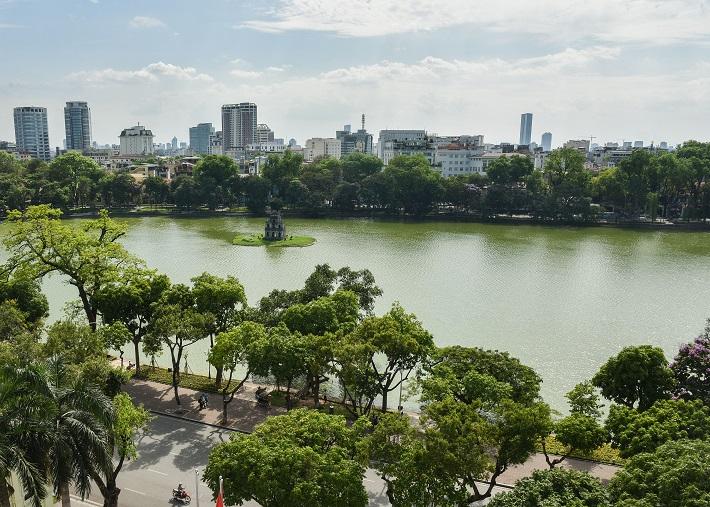 Hà Nội phấn đấu nâng tỉ lệ cây xanh lên 8-10m2/người vào năm 2025