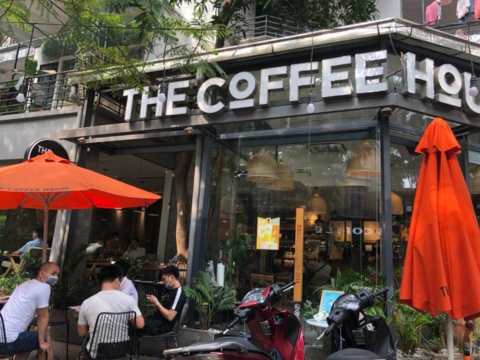 The Coffee House, Highlands Coffee