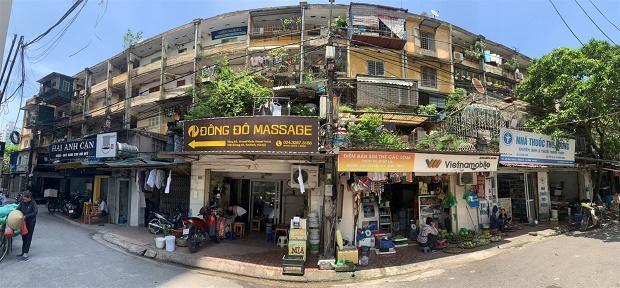 Bộ Xây dựng đề xuất cơ chế đặc thù cải tạo chung cư cũ