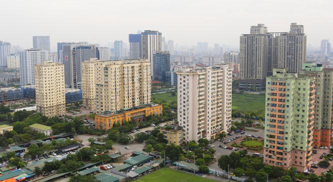 Rà soát các nhà chung cư không có diện tích sinh hoạt cộng đồng