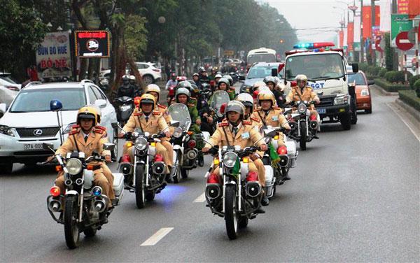 Giảm 300 người thương vong do tai nạn giao thông trong tháng 1/2020