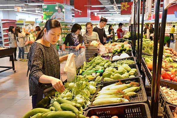 Hơn 200 gian hàng tiêu chuẩn tham gia hội chợ nông sản thực phẩm Tết Nguyên đán