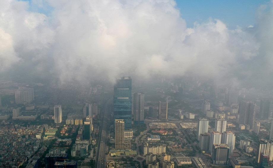 Hà Nội ô nhiễm không khí 'triền miên'