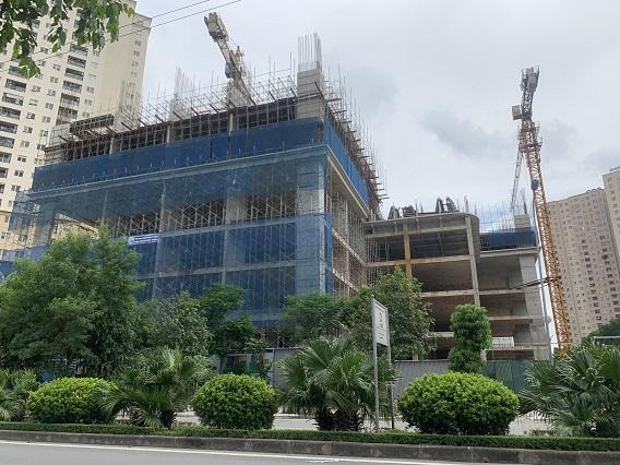 Dự án MHD Trung Văn (số 29 Tố Hữu, Trung Văn, Nam Từ Liêm, Hà Nội) được xây dựng trên khu đất có diện tích khoảng 8.266 m², gồm 2 khối nhà cao 37 tầng và 39 tầng cùng quy mô dân số khoảng 1.021 người.