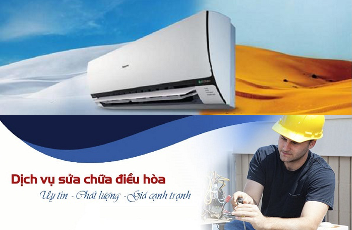 Top 5 trung tâm sửa chữa điều hòa uy tín nhất tại Hà Nội