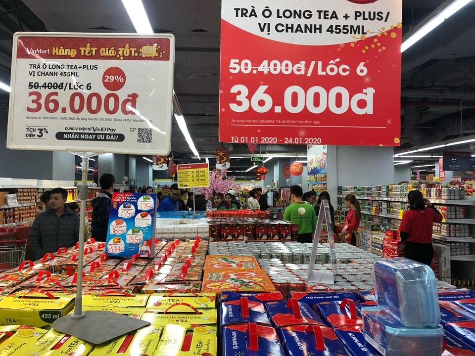 Xu hướng mua sắm, tiêu dùng của người dân dịp Tết