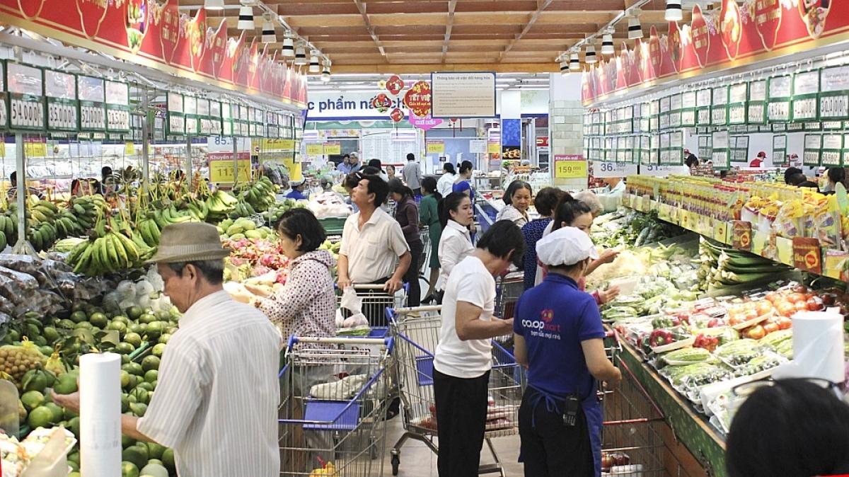 Doanh thu bán lẻ hàng hóa có dấu hiệu phục hồi
