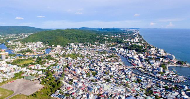 Việt Nam có thành phố đảo đầu tiên