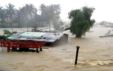 Thiệt hại do thiên tai ước tính 38,4 nghìn tỷ đồng