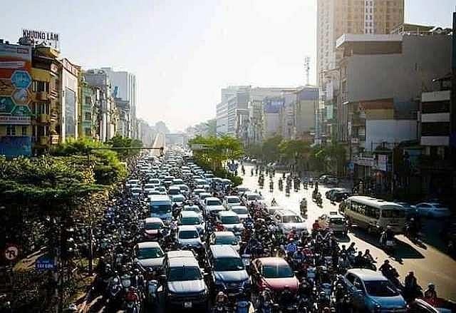 6 nhóm giải pháp giảm ùn tắc giao thông