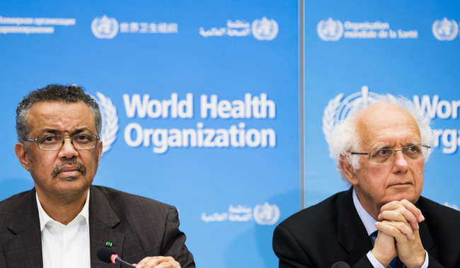 WHO ban bố tình trạng khẩn cấp toàn cầu với virus Corona
