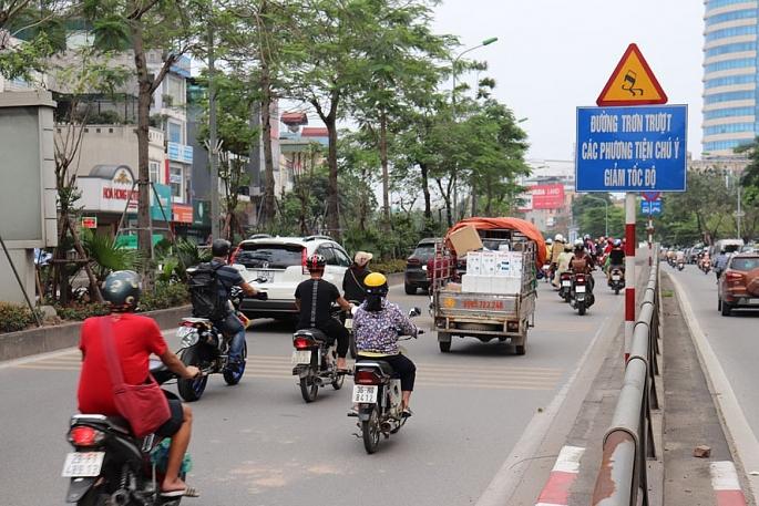 Hà Nội đã xử lý 23/30 ''điểm đen'' tai nạn giao thông