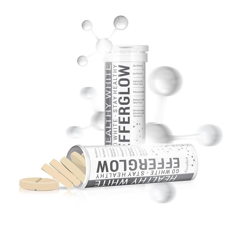 Cẩn trọng thông tin quảng cáo TPBVSK CosmeHeal Healthy White EfferGlow