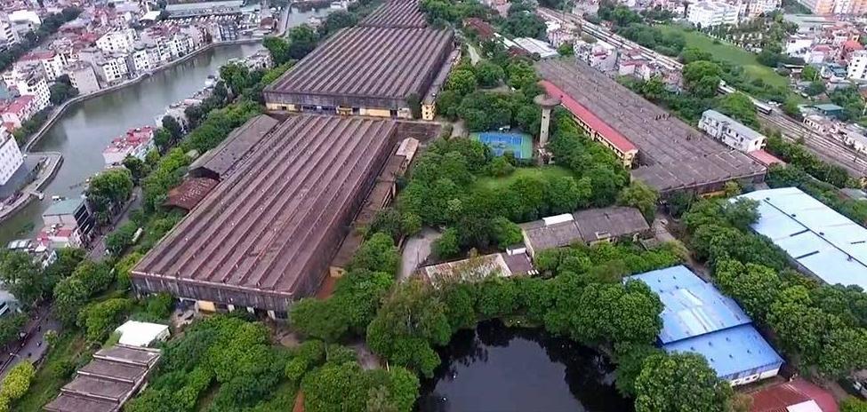 Nợ tiền thuê đất, Tổng công ty Đường sắt Việt Nam bị cưỡng chế mã số thuế