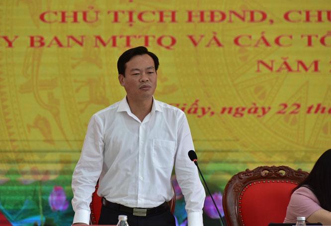 TP Hà Nội sẽ giải quyết tình trạng vi phạm TTXD ở Cầu Giấy ra sao?