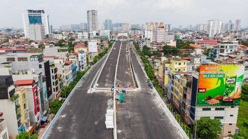 Hà Nội: Để mở đường Vành đai II, sẽ cưỡng chế 4 hộ dân