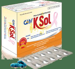 Cục An toàn thực phẩm: Sản phẩm GHV KSOL quảng cáo sai công dụng, lừa dối NTD