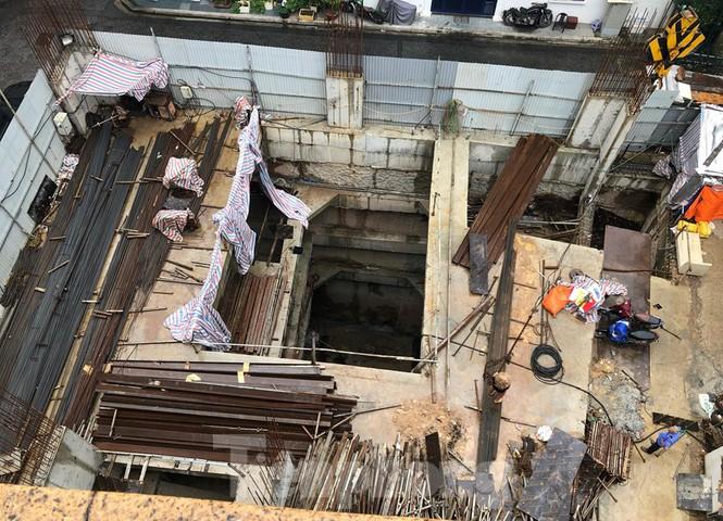 Phó Thủ tướng chỉ đạo làm rõ việc nhà riêng lẻ có 4 tầng hầm ở Ba Đình