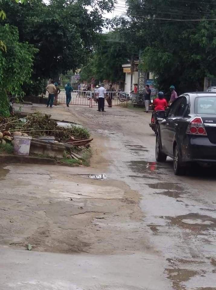 Thanh Hóa: Phong tỏa 2 khu phố vì có ca nghi nhiễm Covid-19