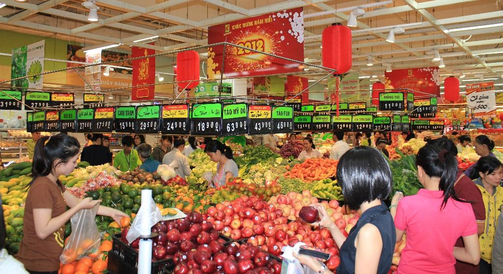 Thanh Hóa: Đẩy mạnh tiêu dùng hàng Việt Nam trên nhiều kênh phân phối