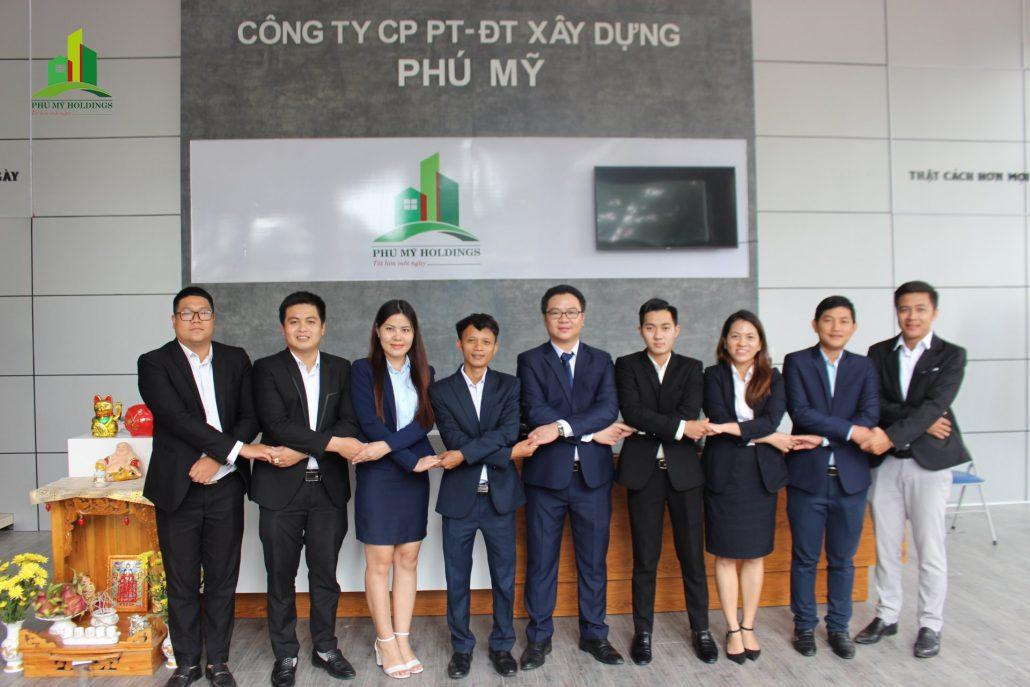 Phú Mỹ Holdings đặt mục tiêu vào top 10 tập đoàn kinh tế